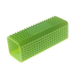 Pet Hair upholstery Brush Soft Silicone Block