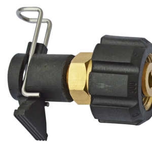 Karcher to M22 Adapter for short gun conversion