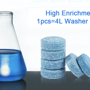 10x Windscreen Washer Concentrate Tablets