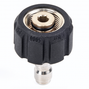 Female M22 to Male 1/4 Quick Connect Adapter