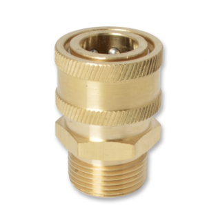 Male M22 to Female 3/8 QC Adapter (15mm)