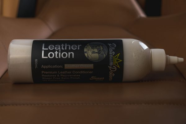 PP Leather Conditioner - Leather Lotion - 500ml