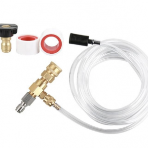 Chemical injection Quick Connect Hose