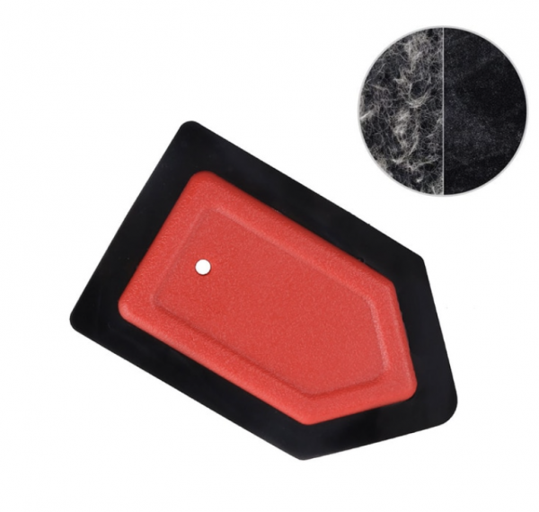 Pet Hair Upholstery Silicone Scraper